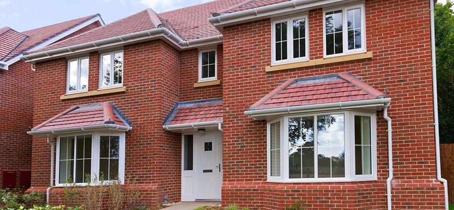 New Building Double Glazed Windows