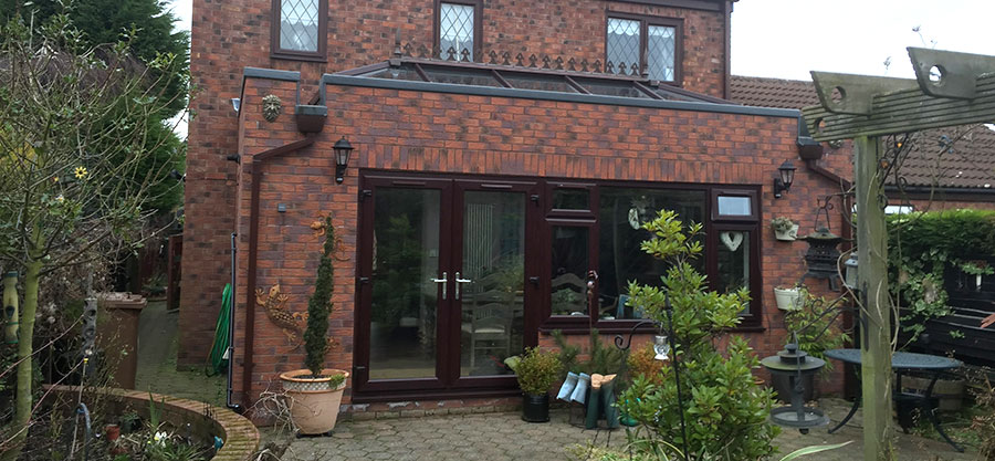 Brick Single Storey House Extension