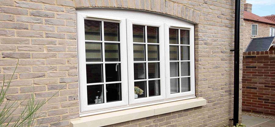 Window Triple Glazing